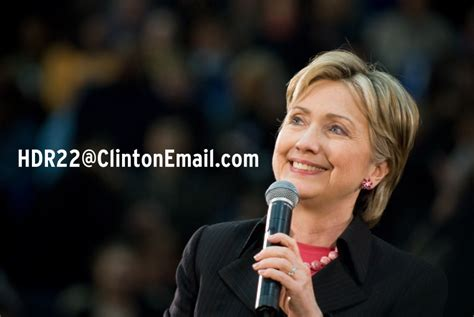 hillary clinton mailing address this is hillary clinton s secret email hdr22 clintonemail com