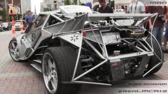 custom built car brutus ious v8 turbo w porsche