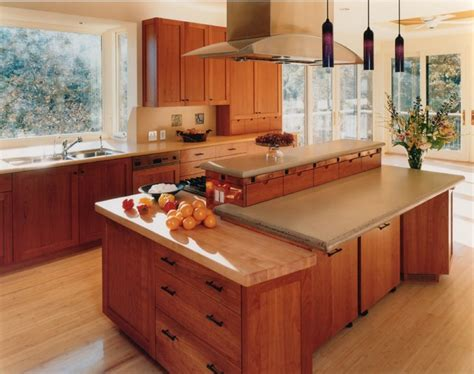 Custom Wood Cabinets Custom Cherry Wood Cabinets