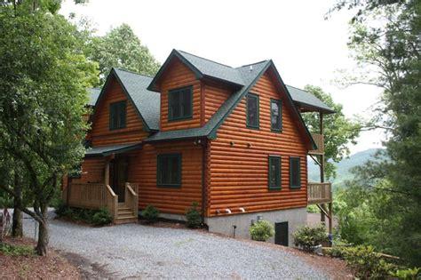 Cabin Rentals Boone Nc Area by Windwept Vistas Boone Nc Log Cabin Rentals Windswept