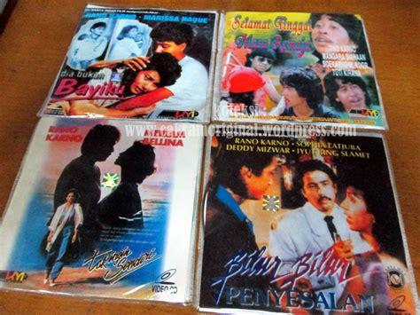 Jual Vcd Original Film Indonesia Jadul | jual cd vcd original vcd cd dvd kondisi baru dan second