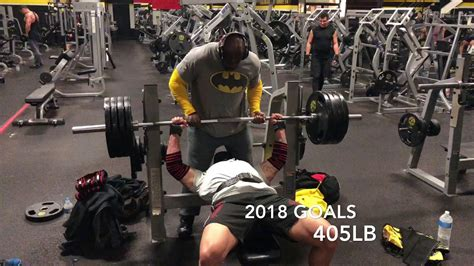 maxing out bench press maxing out the bench press youtube