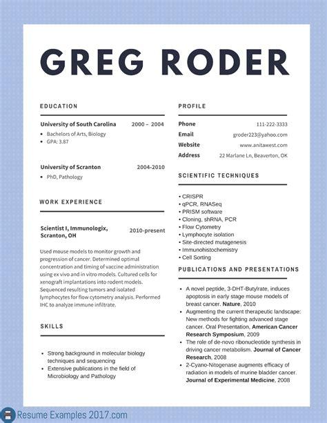 best cv or resume sample best resume cv template 416469 jobsxs com