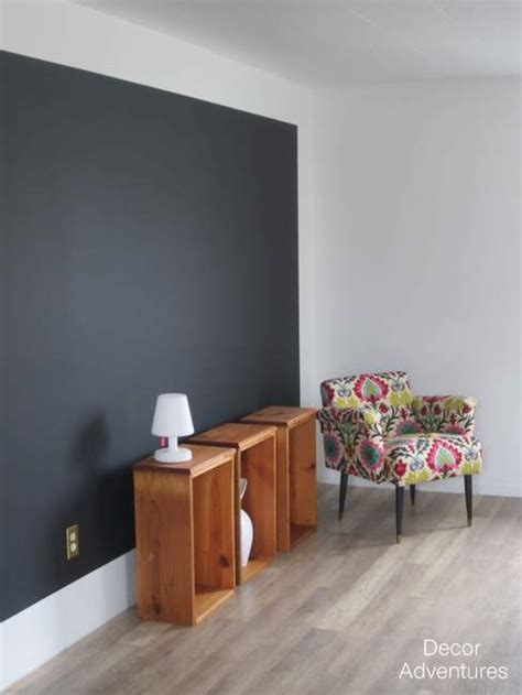 color wall how to color block a wall 187 decor adventures