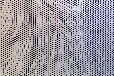 perforated metal zahner