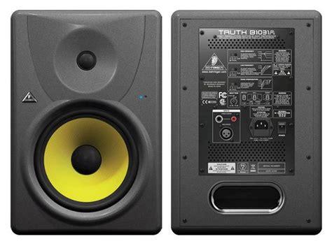 best studio monitors behringer b1031a studio monitors