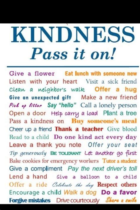 Random Acts Of Kindness Essay Exles by Random Acts Of Kindness Essay