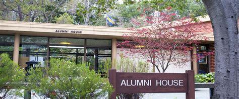 Visit Alumni House Caa