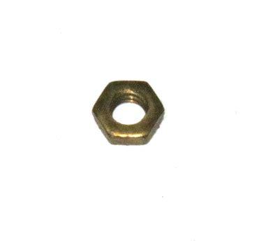 Original Heidelberg Hexagon Nut 37a hexagonal nut brass original
