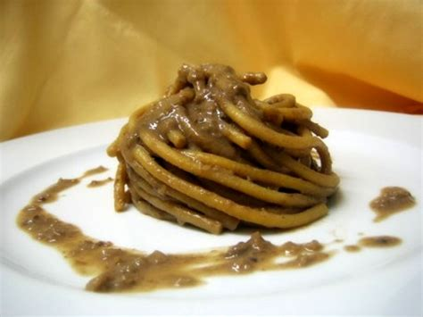 cucina tipica padovana bigoli in salsa la ricetta