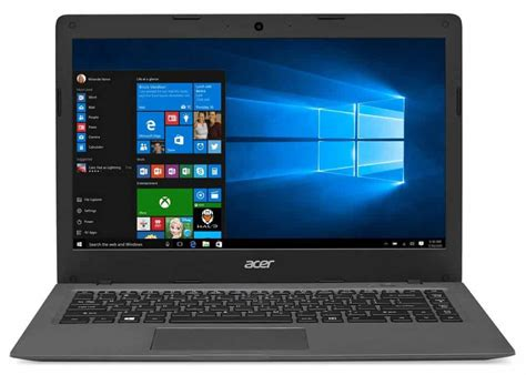 Laptop Acer One 14 Windows 7 acer aspire one cloudbook ao1 431 c7f9 14 inch reviews