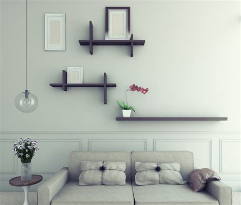 wall decor idea  blank wall midcityeast