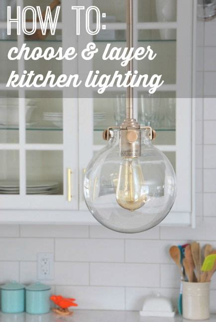 how to choose pendant lights for a kitchen to find out