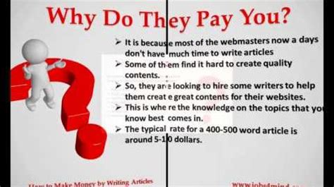 How To Make Money Online Wikipedia - video how to make money by writing articles online the bourne directory fandom