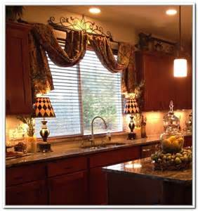 Tuscan style curtains tuscan style kitchen curtains download this