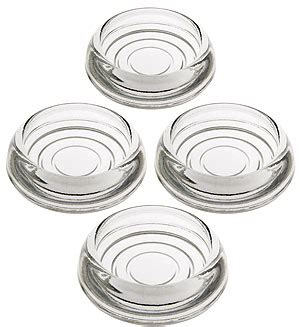 couch leg coasters set of 4 glass furniture caster cups 3 quot diameter house