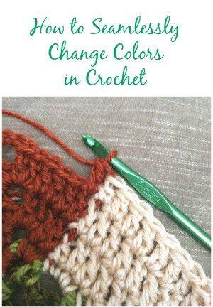 how to change colors in crochet how to seamlessly change colors in crochet petals to picots