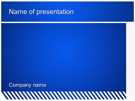 free template powerpoint 2013 powerpoint templates and backgrounds blue zebra
