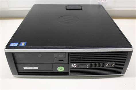hp compaq  elite sff computer service webshop de