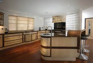 Art Deco Kitchen Art Deco Kitchens By Aspect Kitchens Surrey