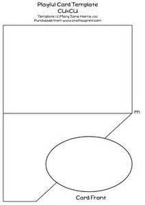 fold card template cu4cu cup348890 99