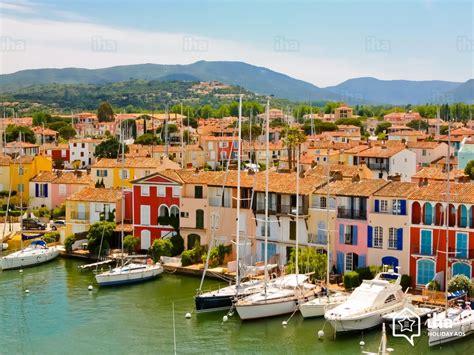 Location Appartement Port Grimaud pour vos vacances avec IHA