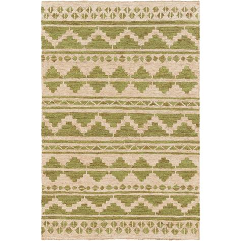 asmara rugs artistic weavers asmara grass green 8 ft x 11 ft indoor area rug s00151008876 the home depot