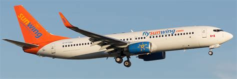 swing airlines sunwing airlines reviews and flights tripadvisor