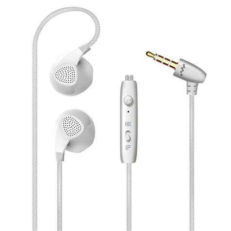 braime earpods earphones bass s10 white jakartanotebook