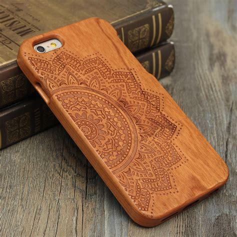 Handmade Au - handmade real wooden wood bamboo back cover