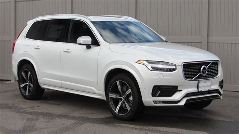 Volvo Cx90 2019 by New 2019 Volvo Xc90 T6 Awd R Design Sport Utility In Boise