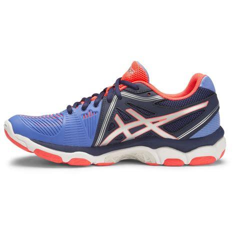 netball shoes joggersworld asics gel netburner ballistic womens
