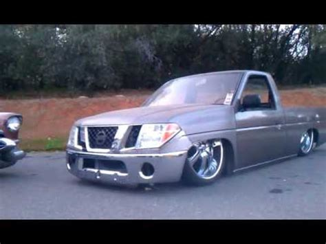 nissan hardbody bagged on 22s nissan frontier bagged doovi