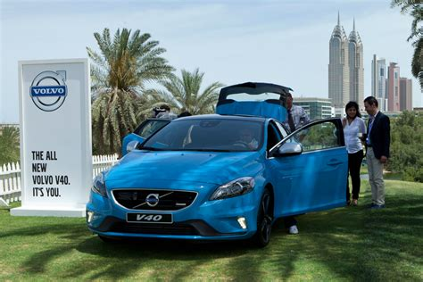 volvo  launched  middle east motoring middle east car news reviews  buying