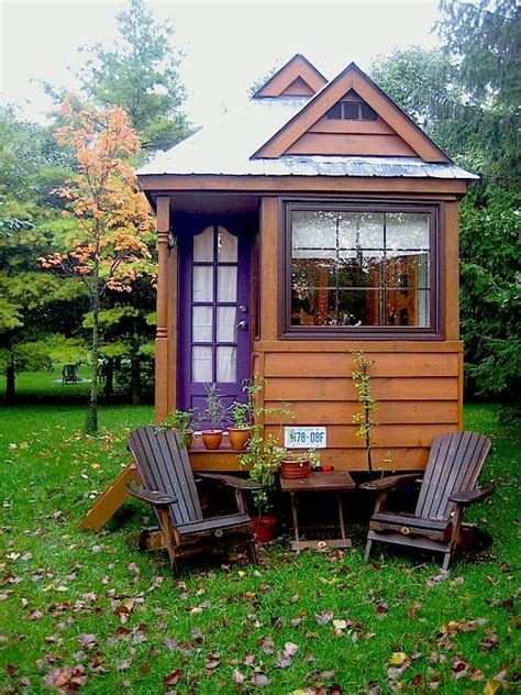tiny house in the back yard guest house studio