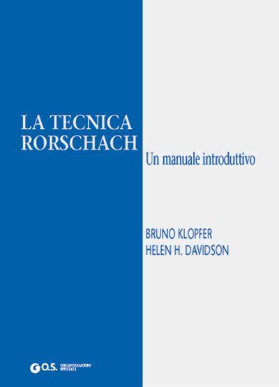 tavole rorschach acquisto il test delle macchie di hermann rorschach giunti