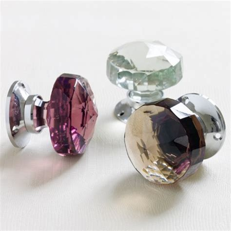 Door Knobs Glass by Glass Chrome Door Knobs