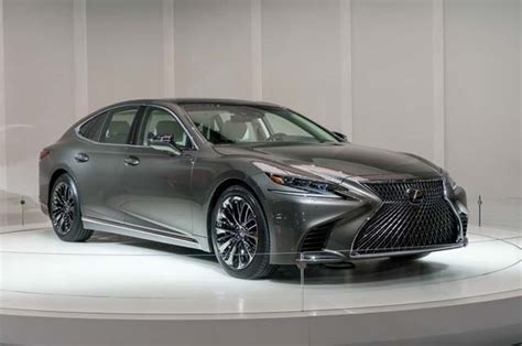 lexus s500 28 images lexus ls 500 f sport unveiled at