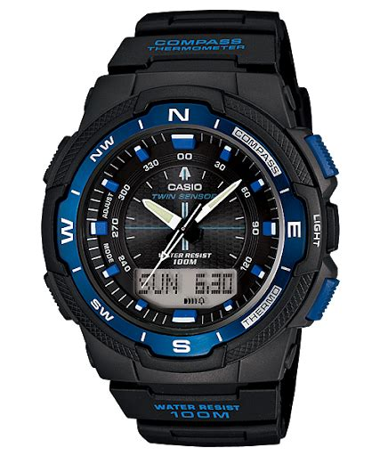Jam I Gear Original jual casio out gear sgw 500h 2bv jam tangan casio