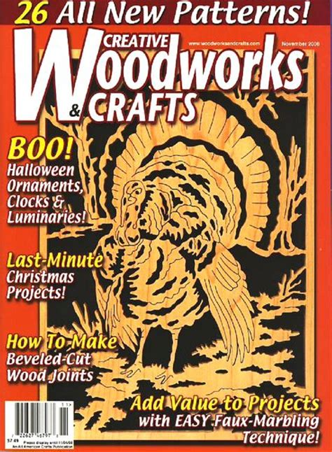 woodworks and crafts creative woodworks crafts november 2008 pdf