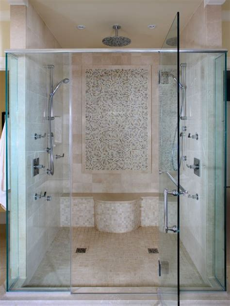 Bathroom Showers For Two Multi Spray Shower Home Design Ideas Pictures
