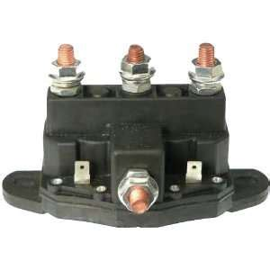 boat battery reverse polarity 12 volt reversing continuous duty solenoid relay winch