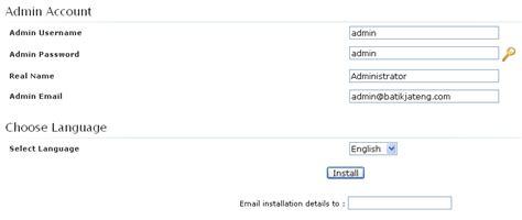 tutorial joomla 1 5 kursus internet untuk semua kalangan instalasi joomla 1 7 secara online tutorial web desain