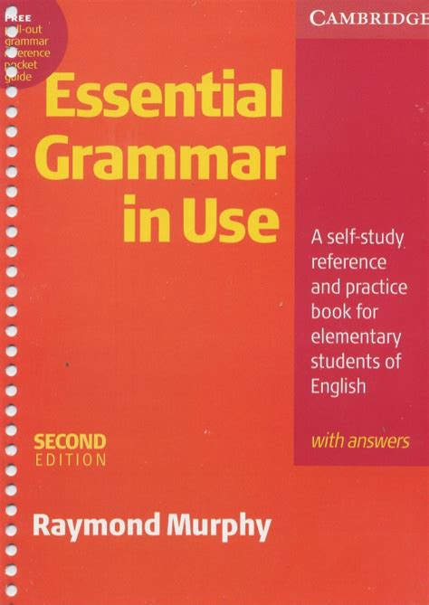 essential grammar in use cambridge essential grammar in use
