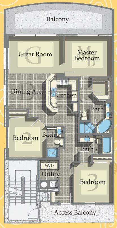 calypso panama city beach floor plans calypso north tower 3 pcb broker