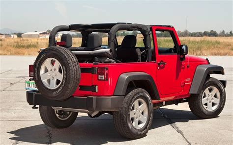 Best Year For Jeep Wrangler Jeep Has Best Global Sales Year For 2012 Truck