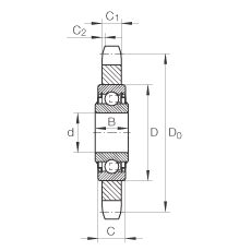 ina section 203 ina spherical ball bearings 203 krr ah02 bearings pdf