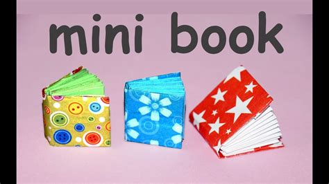 Mini Book Origami - mini book origami choice image craft decoration ideas