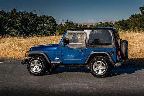 2003 Jeep Wrangler Se 2003 Jeep Wrangler Se Concord Ca Carbuffs Concord