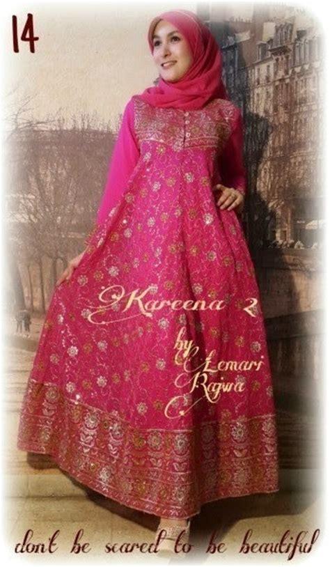 keragaman model baju india muslim modern terbaru jual baju gamis pesta kareena rajwa p862 sarii india payet